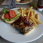 Village hamburger