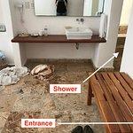 Room #13 - Entrance/Sink Area