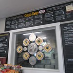 Foto de Queso Kings Grilled Chese Bar