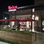 Brixx Wood Fired Pizza Fotografie
