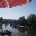 Arundel - boats on River Arun