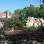 Arundel - Blackfriar's Ruin rear
