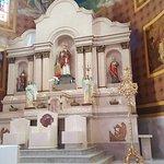 Interior da Basílica Menor de São Lourenço Mártir - Cidade de São Lourenço MG