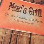 Mac's Grill의 사진