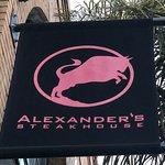 Foto de Alexander's Steakhouse