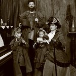 """they came in as the Collins family and left as the """"Kelly's"""".. fun fun."""