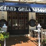 Le Grand Grill Basque resmi