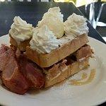 Amazing waffles