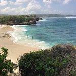 Dream Beach 3min walk from hotel