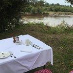 Sunday hippo breakfast