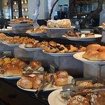Daily breakfast spread!
