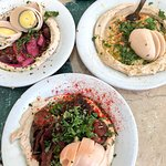 Hummus & Doron Solomon