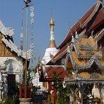 Wat Mahawan compound