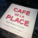Foto de Le café de la place