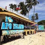 阿波岛海洋保护区照片