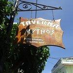 Bilde fra Mythos Taverna
