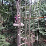 Bild från WildPlay Element Parks Nanaimo