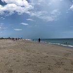 Nice, clean beach