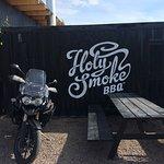 Bild från Holy Smoke BBQ
