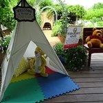 Pooh Bear's house