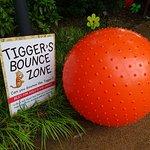 Bounce like Tigger