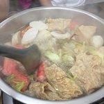 廣東沙茶鍋照片