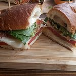 mozrella sandwich