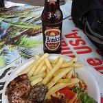 Jerk Chicken Lunch