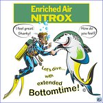 Padi Specialty Enriched Air Nitrox
