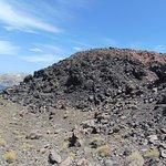 Каменные цветы вулкана