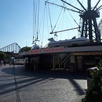 Flying Machines - the oldest ride in the Pleasure Beach