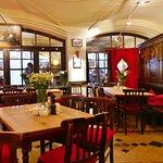 Rustikal gemütliche Gasträume