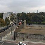 Φωτογραφία: Μνημείο του Τείχους του Βερολίνου