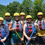 Pre-rafting adventure!