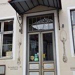 Lovely restaurant in Tallin enjoyed so much