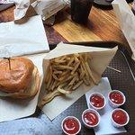 Billede af Village Burger