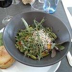 veau gratin dauphinois et petits légumes