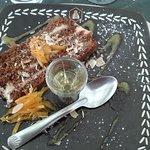 tiramisu au pain d'épices mascarpone parfumé au royal Combier