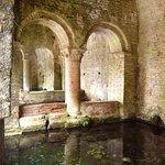 Fonti medievali Foto