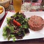 Steak Tartare_Resto 3 Vallées_Seranon