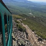 The Mount Washington Cog Railway resmi