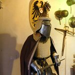 Armatura medievale.