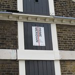 The dividing line - Greenwich Prime Meridian