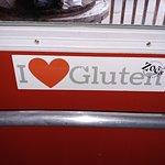 Not for the gluten in tolerant