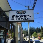 Magpie's Diner in Cranberry, Powell River