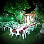 Nossa casa, com vista para cidade de Araripina, aqui você sente o clima agradável da chapada.