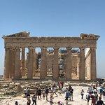 Фотография Афинский Акрополь