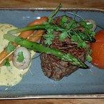 Buccleuch Estate fiilet steak...yum