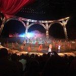 O - Cirque du Soleil – fénykép
