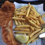 Fish and chips were wonderful!
